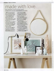 Nz House and Garden Mag, 2012