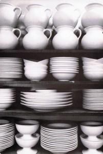 cermaics from our history & Factory Ceramics Waiheke - Ceramic Tableware Handmade in NZ